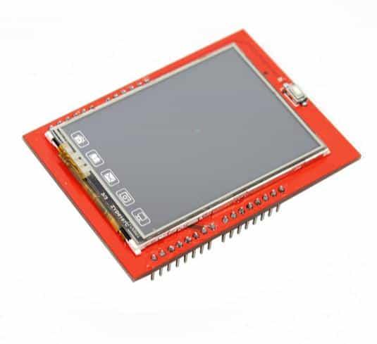 2.4INCH-TFT-LCD-SHIELD