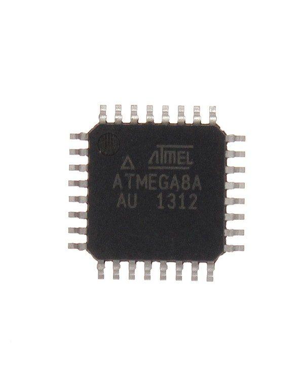 ATMEGA8-SMD-TQPF-IC