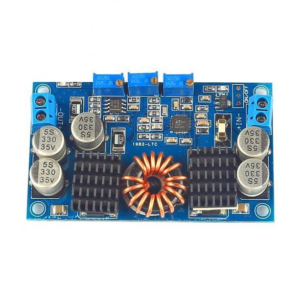 LTC3780-BUCK-SOLAR