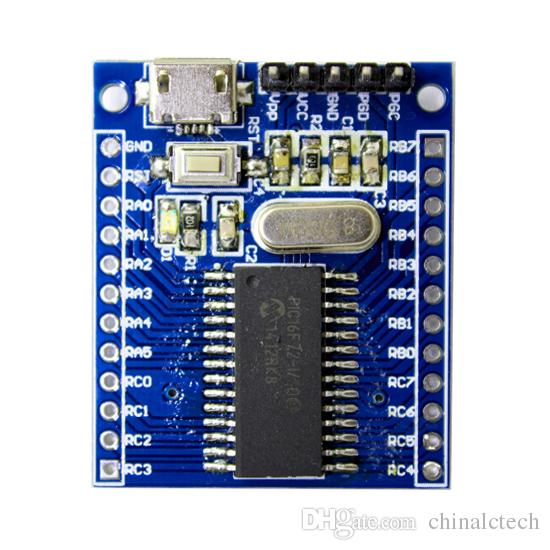 PIC16F72-MINI-DEVELOPMENT-BOARD
