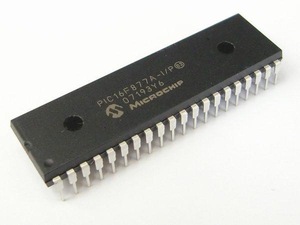 PIC16F877A-THRU-IC