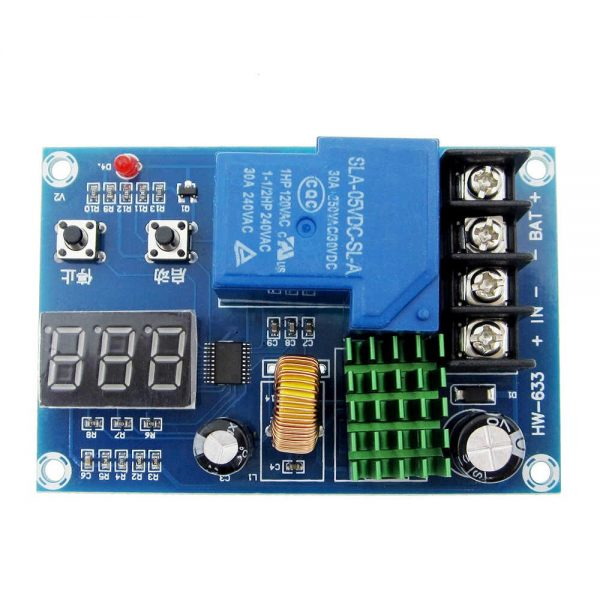 XH-M604-Li-BATTERY-CHARGER-CONTROL-MODULE